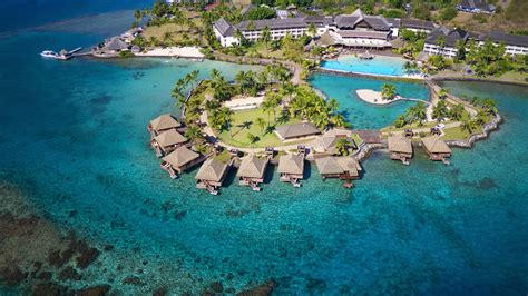 Intercontinental Tahiti Resort And Spa A Kuoni Hotel In