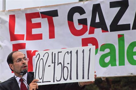 obama phone number in pictures us march against israel s war al jazeera