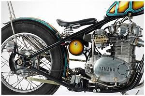 Desert Motorcycle Company U2019s  U201981 Yamaha Xs650