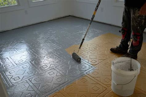 peinture carrelage sol cuisine comment peindre du carrelage