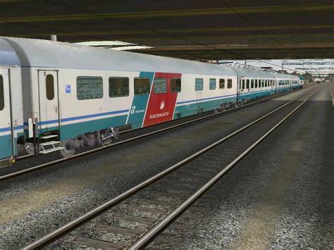carrozza ristorante freccia rossa i treni di daniele frecciarossa