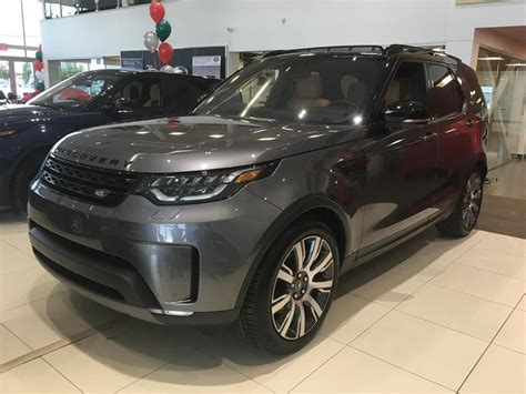 land rover discovery hse luxury  land