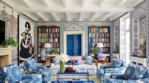 wallpaper ideas   room architectural digest