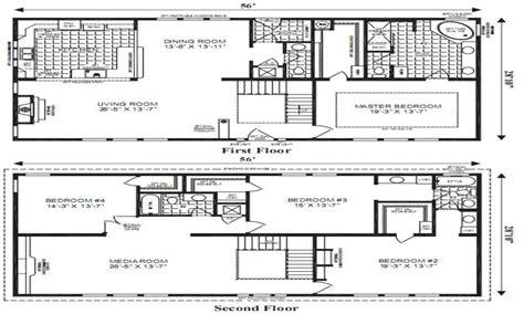 open floor plans small home modular home floor plans  popular house plans treesranchcom