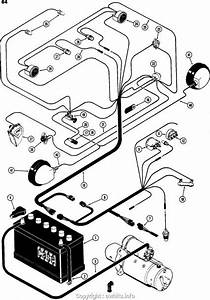 Hyster W40z Wiring Diagram