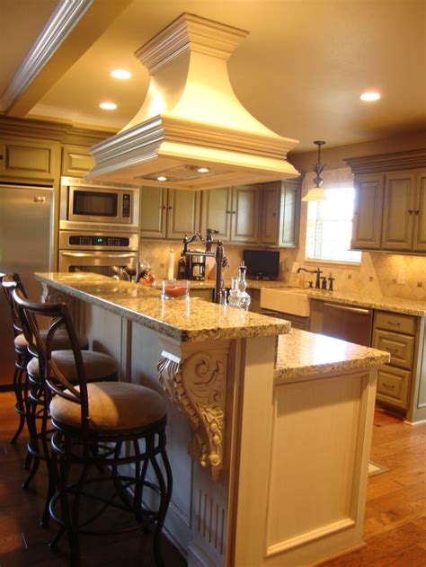 Kitchen Island With Vent by Wolf Island Vent For Kitchen Vent Pre Built Kitchen