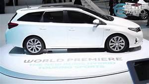 Toyota Auris Break Hybride : auris break 7 places ~ Medecine-chirurgie-esthetiques.com Avis de Voitures