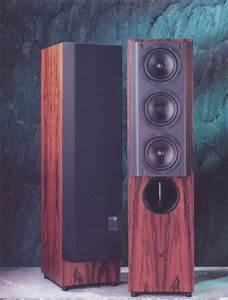 Kef Model 105  3 Speaker System Review Price Specs