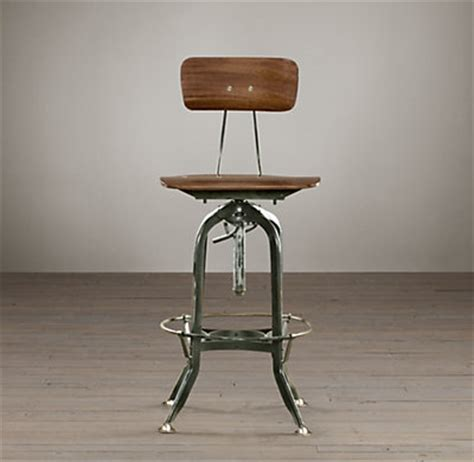 Vintage Toledo Bar Chair by Vintage Toledo Bar Chair