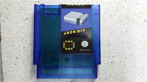 Jack Diy Ram Cartridge For Famicom/nes With Sd Interface