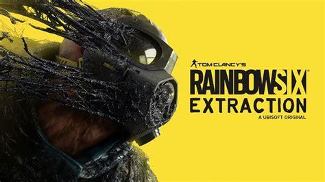 Rainbow Six Extraction: Gameplay, Release date, Crossplay ...