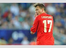 Denis Cheryshev Russia's Star in Waiting Futbolgrad