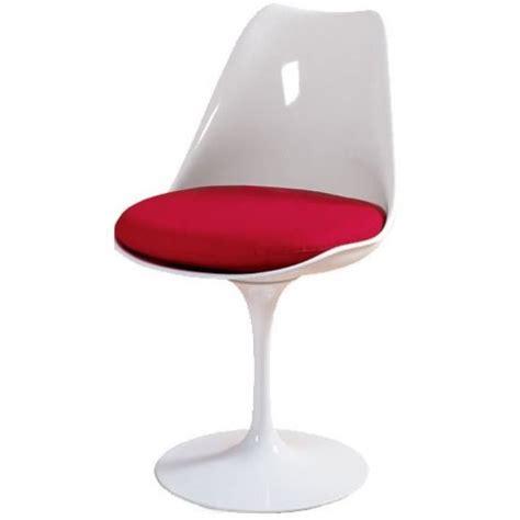 chaise pied tulipe chaise pied tulipe fly chaise idées de décoration de