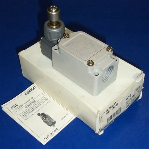 omron limit switch wlds3 ts new ebay