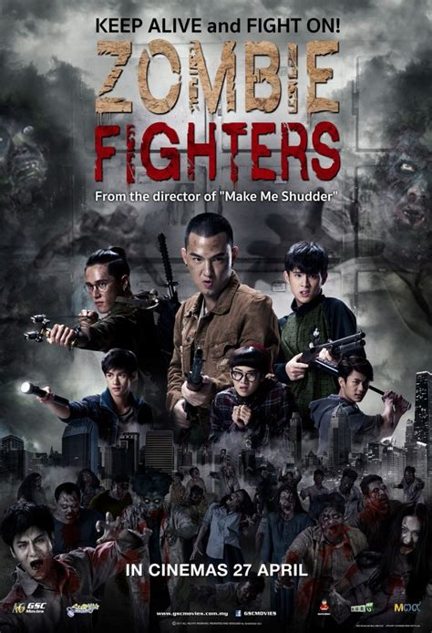 zombie fighters  movies gsc movies