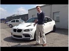 Custom 2011 BMW E92 M3 Review autoevolution