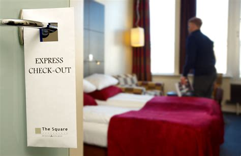 Check In And Check Out Times At Hotel The Square In Copenhagen