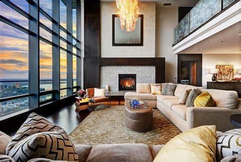 Luxury High Rise Condo Rental In Bellevue, $20,000 Per