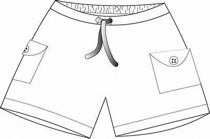 Shorts Drawing Getdrawings