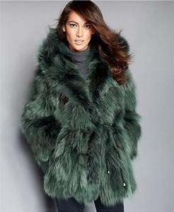 Fausse Fourrure Verte : les 25 meilleures id es de la cat gorie vestes de fourrure sur pinterest veste fourrure ~ Teatrodelosmanantiales.com Idées de Décoration