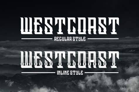 Westcoast   Gangster Font (370940)   Blackletter   Font ...