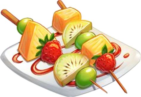 stick run 2 fruit skewers chefville wiki fandom powered by wikia