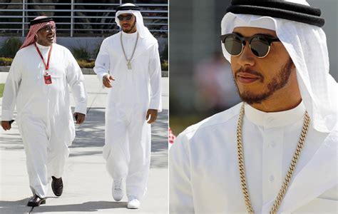 gp bahrein   hamilton el jeque de la formula
