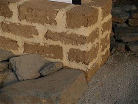 abode home studies mud brick building correspondence