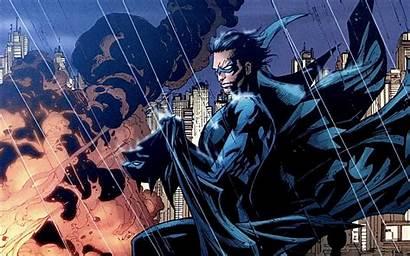 Nightwing Superman Batman Robin Cw Comic Appear