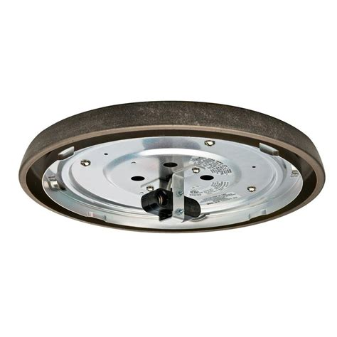 Low Profile Ceiling Fan Light Kit by Casablanca 2 25 In Aged Bronze Incandescent Low Profile