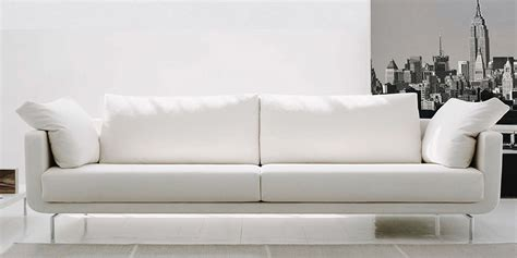 divano in pelle bianco divano in pelle divano in tessuto modello
