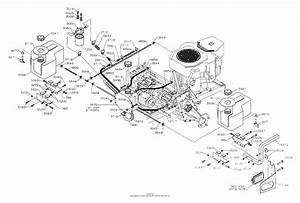 Dixon Ztr 5023  2000  Parts Diagram For Fuel  Hydro Tanks  U0026 Fittings