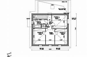 plan maison cubique dz53 jornalagora With awesome plan de maison cubique 10 la maison cube