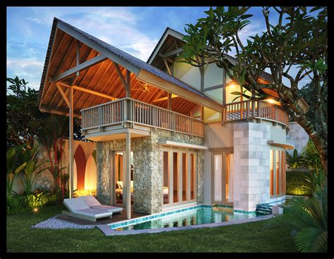 architecture house designs innovative balinese houses designs design 535