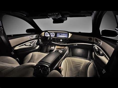 mercedes  class coupe concept interior p hd youtube