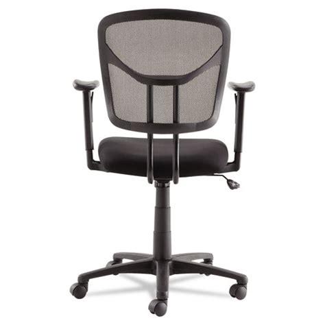oif swivel tilt mesh task chair height adjustable t bar