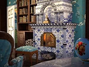 Russian, Living, Room, By, Mikhail, Kadilnikov, On, Dribbble