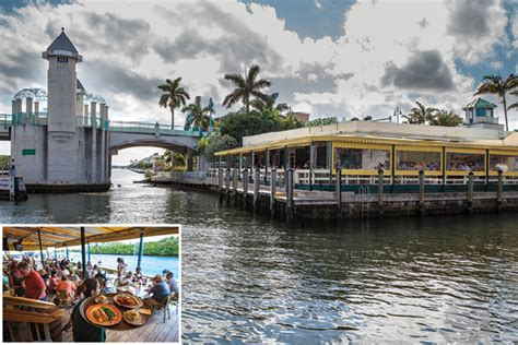 Banana Boat Hours by The Best Waterfront Restaurants In South Florida Will Make