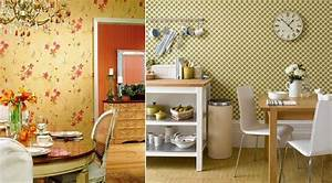 Abwaschbare Tapete Küche : moderne abwaschbare tapete f r die k che die feinheiten der wahl ~ A.2002-acura-tl-radio.info Haus und Dekorationen