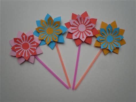bloem maken als surprise boeket bloemen knutselen handvaardigheid pinterest
