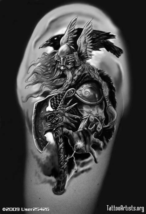 Image result for valhalla tattoo | Nordic tattoo, Norse tattoo, Tattoos