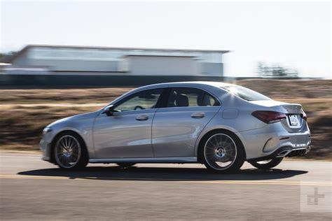 Review Mercedes A Class by 2019 Mercedes A Class Sedan Drive Digital Trends