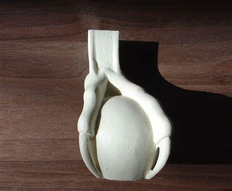 newport goddard ball  claw foot casting allan breed store