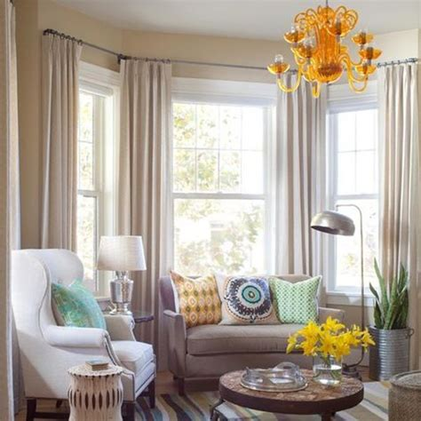 Best 25+ Bay Window Curtains Ideas On Pinterest  Curtains