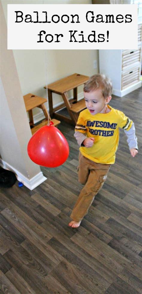 awesome balloon games  kids balloon games  kids