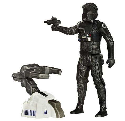 First Order Tie Fighter Pilot Actionfigur