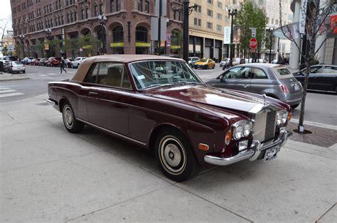 1972 Rolls Royce Corniche 1972 Rolls Royce Corniche Stock 13931 For Sale Near