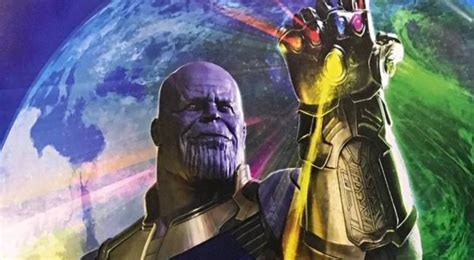 Avengers Infinity War Kevin Feige Reveals Thanos