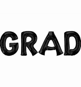 black gold silver graduation balloons party city canada With balloon letters black