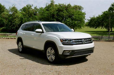 First Drive 2018 Volkswagen Atlas Carfax